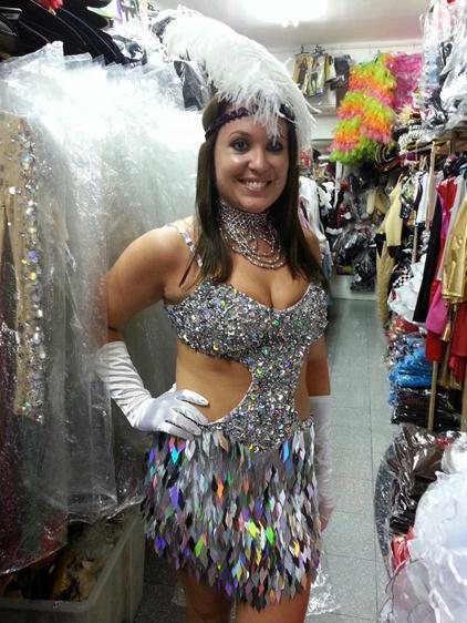 Glitter Girl 1