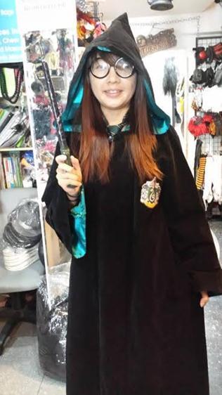 Harry Potter Costume 1