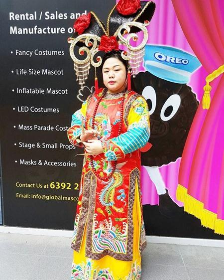 Emperor and Concubine | Rent Costumes, Costume Rental
