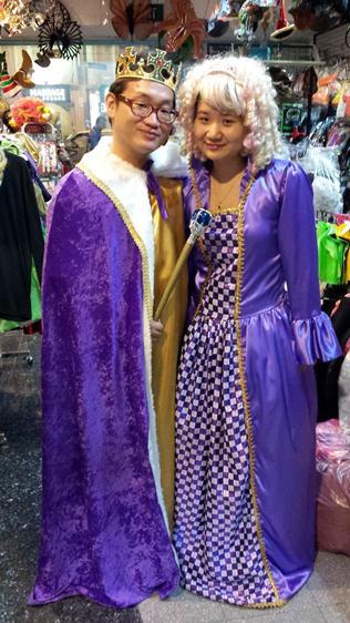 Lt purple queen