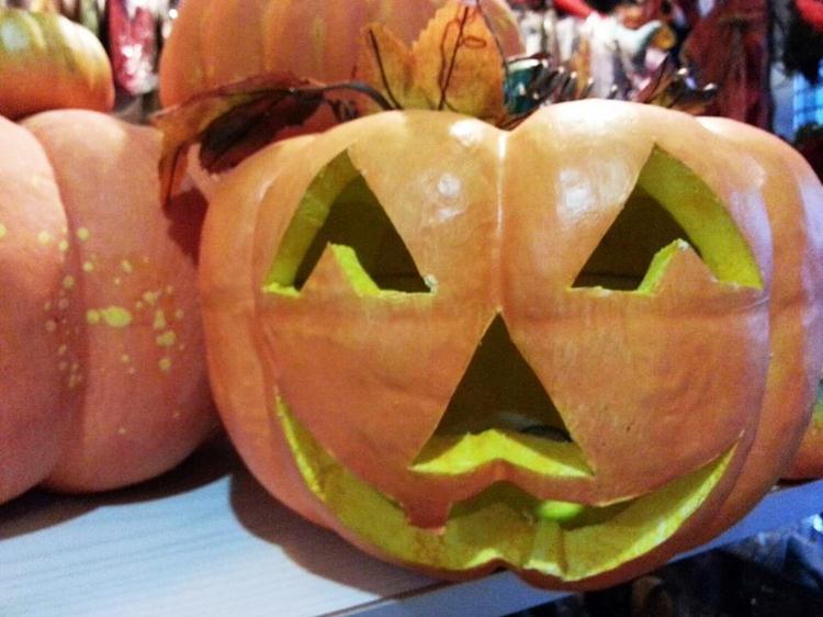 Pumpkin `1